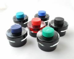ラミー LAMY ボトルインク 50cc  レッド/ブルーブラック/ブルー/ブラック/ターコイズ/グリーン LT52