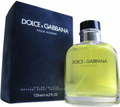 【送料無料】 ドルチェ&ガッバーナプールオム125mlオーデトワレスプレー[DOLCE&GABBANA]香水