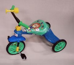 ライオンダンプ 三輪車  ブルー