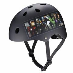 【送料無料】ストリートヘルメット マーベル ア...
