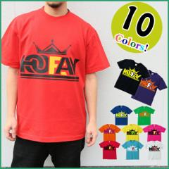 ダンス 衣装 ヒップホップ HOORAY(フーレイ)ロゴTシャツ/Tシャツ/キッズ/フィットネスウェア/半袖/ダンス衣装 dance hiphop ヒップホッ