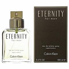 【送料無料】カルバン クラインエタニティフォーメン 100ml EDT 【カルバン クライン(CALVINKLEIN)香水】