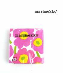 """marimekko(マリメッコ) ペーパーナプキンウニッコピンク""""UNIKKO L.PINK C.NAPKIN""""・5272552659・0061601【メール便可能3】"""