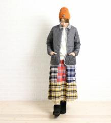【JP】LAVENHAM(ラベンハム) ラブンスターキルティング シャツカラージャケット・RAYDON・0321602