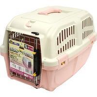 激安特売中【ドギ−マンハヤシ】イタリア製ハードキャリー DOGGY EXPRESS Sサイズ ピンク