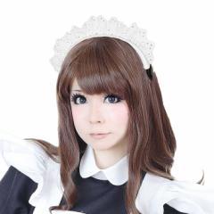 【コスプレ ハロウィン アリスメイド 新商品】カチューシャ acc1622