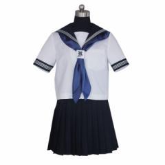 【コスプレ 制服 セーラー服 新商品】3点セット costume1047 ゴスロリ♪ロリータ♪パンク♪コスプレ♪コスチューム♪メイド