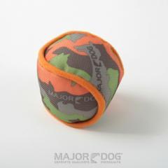 特殊生地で作られた、ワンちゃんが大好きなボール型おもちゃ MAJOR DOG メジャードッグ ボール  【犬/おもちゃ/丈夫/ボー
