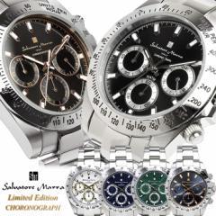 【スーパーセール】【半額以下】★腕時計 メンズ 【Salvatore Marra サルバトーレマーラ】 クロノ クロノグラフ 腕時計 メンズ 腕時計 う