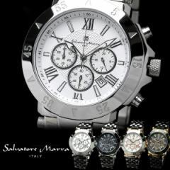 【Salvatore Marra サルバトーレマーラ】 腕時計 メンズ クロノ クロノグラフ SM7019 腕時計 メンズ 腕時計 ウォッチ うでどけい Mens