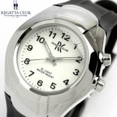 腕時計/メンズ腕時計/メンズ/ELライト/レガッタクラブ/うでどけい/Mens/男性用