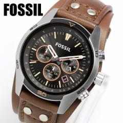 FOSSIL フォッシル メンズ ウォッチ Mens 腕時計 うでどけい CH2891 エレガント クラシック