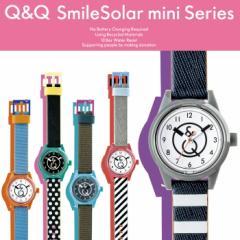 Q&Q SmileSolar スマイルソーラー 腕時計 レディ...