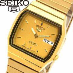 【送料無料】seiko セイコー 5 ファイブ 腕時計 ウォッチ メンズ 自動巻き 3気圧防水 バックスケルトン デイトカレンダー snxk90j1