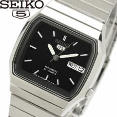 【送料無料】seiko セイコー 5 ファイブ 腕時計 ウォッチ メンズ 自動巻き 3気圧防水 バックスケルトン デイトカレンダー snxk97j1