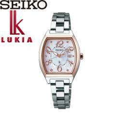 【送料無料】seiko LUKIA セイコー ルキア 腕時計 ウォッチ レディース 女性用 ソーラー 10気圧防水 ssnv026