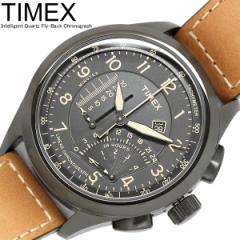 Timex タイメックス Intelligent Quartz インテリジェント クオーツ リニアインディケーター クロノグラフ メンズ 腕時計 クオーツ 10気