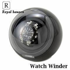ワインディングマシーン マブチモーター 自動巻上げ機 腕時計 ワインディングマシン 腕時計用ケース ウォッチワインダー シングル SR077
