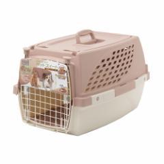 ペットスイート M チョコ(中敷マット付) 小型犬 猫用キャリーバッグ キャリーケース クレート(7kgまで) お一人様3点限り