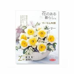 (観葉)スイセン球根 花のある暮らし。 〜すいせん物語〜 カーリー 2球詰(1袋)