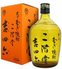 麦焼酎 二階堂 吉四六(きっちょむ) 瓶 720ml (専用BOX入り)