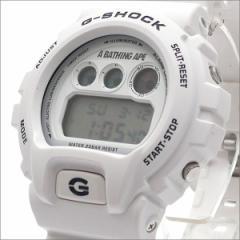 (2017新作・新品)A BATHING APE (エイプ)  x CASIO (カシオ)  G-SHOCK DW-6900 (ジーショック)(時計)  WHITE 287-000201-010+(グッズ)