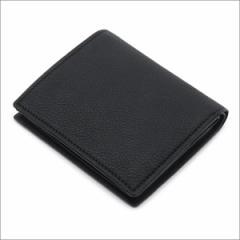 (新品)COMME des GARCONS HOMME PLUS (コムデギャルソン オム プリュス) レザー 二つ折り財布 BLACK 271-000363-011 (グッズ)