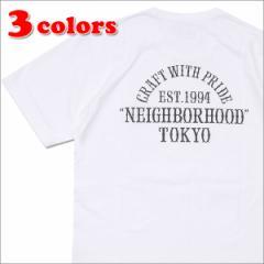 (2016新作・新品)NEIGHBORHOOD(ネイバーフッド)  CWP.TYO/C-TEE.SS (Tシャツ)  200-007187-031-(半袖Tシャツ)