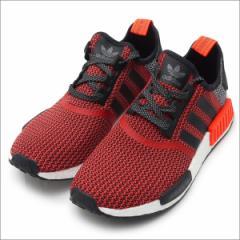 (新品)adidas(アディダス) NMD_R1 RUNNER LUSRED/CBLACK/FTWWHT S79158 417-000009-253 (フットウェア)