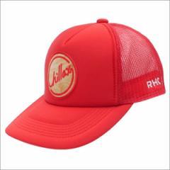 (2016新作・新品)RHC Ron Herman (ロンハーマン) x CHILLAX(チラックス) HI-DUTCH MESH CAP RED 251-001050-013+(ヘッドウェア)