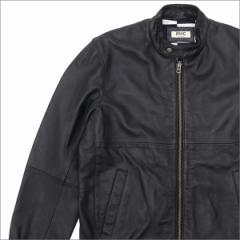 (新品)RHC Ron Herman(ロンハーマン) Sheep Skin Leather Jacket (ジャケット) BLACK 230-000968-041x(OUTER)