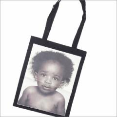 (2016新作・新品)Ron Herman(ロンハーマン)  Edward Mapplethorpe Tote Bag 2 (トートバッグ)  BLACK 277-002336-011x(グッズ)