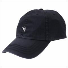 (2016新作・新品)Ron Herman(ロンハーマン)  RH CAP (キャップ)  BLACK 265-000784-011+(ヘッドウェア)