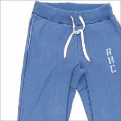 (2017新作・新品)RHC Ron Herman(ロンハーマン)  Slub Indigo Pants (スウェットパンツ)  INDIGO 243-000138-037x(SWT/HOODY)