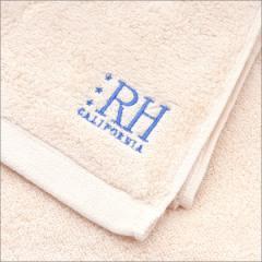(2017新作・新品)Ron Herman (ロンハーマン) COLOR BATH TOWEL(バスタオル) BEIGE 290-004220-010x(グッズ)