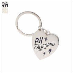 (2017新作・新品)Ron Herman(ロンハーマン)  Heart key Ring/RH CALIFORNIA  (キーリング)(キーホルダー)  284-000391-010+(グッズ)