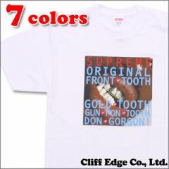 【年に一度の決算セール!!】 (新品)SUPREME(シュプリーム) Gold Tooth Tee (Tシャツ) 200-006603-050 (半袖Tシャツ)