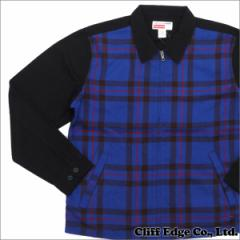 SUPREME(シュプリーム) x COMME des GARCONS SHIRT Work Jacket [ワークジャケット] BLACK 530-000905-041 (OUTER)