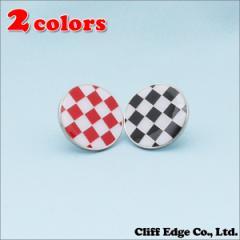 (新品)SUPREME(シュプリーム)  2 Tone Check Pin (ピンズ)  290-003740-013 (グッズ)