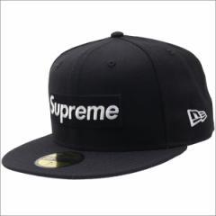 (2017新作・新品)SUPREME(シュプリーム) Playboy Box Logo New Era Cap (ニューエラ) BLACK 250-000409-031+(ヘッドウェア)