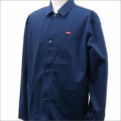 (2017新作・新品)SUPREME(シュプリーム) Shop Jacket (ジャケット) LIGHT NAVY 228-000151-047+(OUTER)