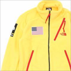 (2017新作・新品)SUPREME(シュプリーム) x THE NORTH FACE Trans Antarctica Expedition Fleece Jacket YELLOW 228-000152-148+(OUTER)