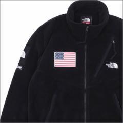(2017新作・新品)SUPREME(シュプリーム) x THE NORTH FACE Trans Antarctica Expedition Fleece Jacket BLACK 228-000152-041+(OUTER)