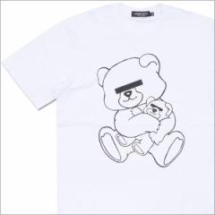 (新品)UNDERCOVER(アンダーカバー)  NEU BEAR Tシャツ  WHITE 200-004055-046x(半袖Tシャツ)