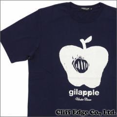 (新品)UNDERCOVER(アンダーカバー)  gilapple Tシャツ  NAVY 200-004056-067 (半袖Tシャツ)