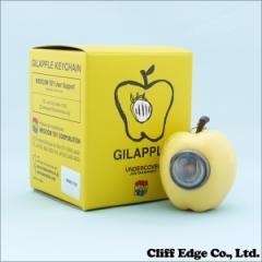 (新品) UNDERCOVER(アンダーカバー) GILAPPLE LIGHT KEYCHAIN (ギラップル)(キーチェーン) YELLOW 278-000394-018x (グッズ)