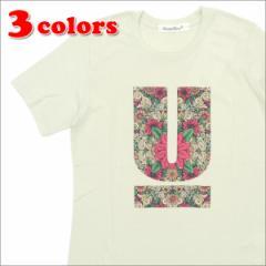 【年に一度の決算セール!!】 (新品)UNDERCOVER(アンダーカバー) FLOWER U TEE (Tシャツ) 200-006822-120 (半袖Tシャツ)