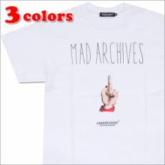 【年に一度の決算セール!!】 (新品)UNDERCOVER(アンダーカバー) MAD ARCHIVES TEE (Tシャツ) 200-006955-050x(半袖Tシャツ)