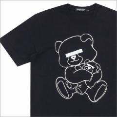 (新品)UNDERCOVER(アンダーカバー)  NEU BEAR Tシャツ  BLACK 200-004055-034x(半袖Tシャツ)