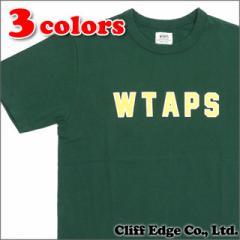 (新品) WTAPS ダブルタップス DESIGN S/S 02 TEE.COTTON Tシャツ 200-006262-000 S/S 798590869 м